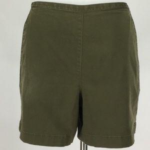 Ann Taylor Women's Shorts Cotton Stretch Size 10